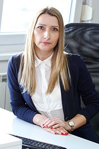 Aleksandra Mikić, Voditeljica odjela