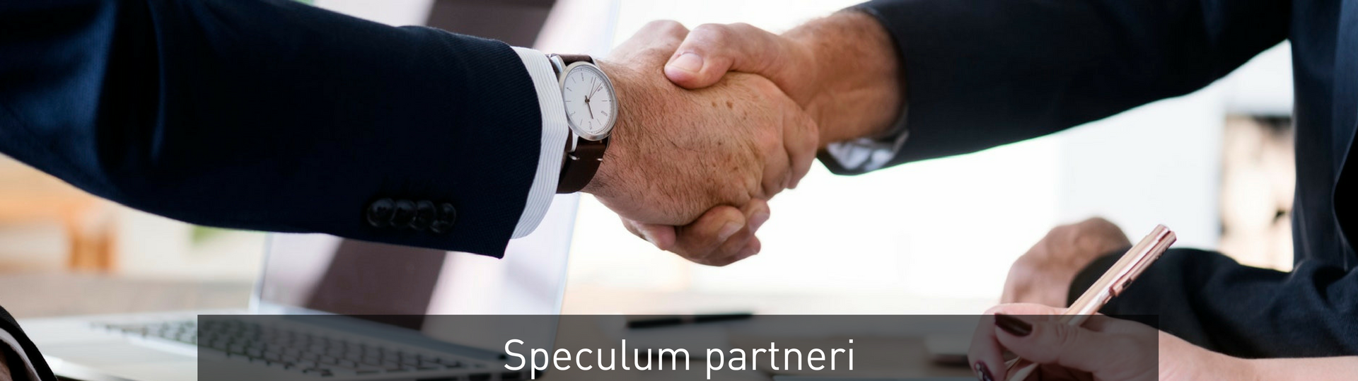 Speculum partneri